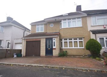 Thumbnail 4 bed semi-detached house to rent in Begbrook Lane, Frenchay, Bristol