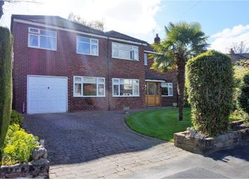 Thumbnail 4 bed detached house for sale in Kingsley Avenue, Wilmslow