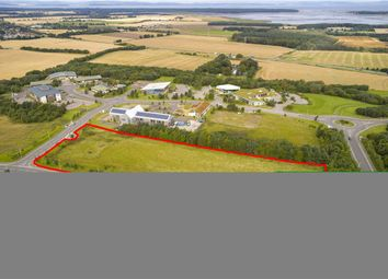 Thumbnail Land for sale in Plot 2, Forres Enterprise Park, Forres, Moray