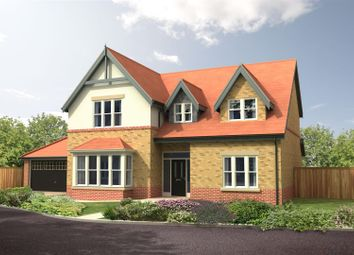 Thumbnail 5 bedroom detached house for sale in Medburn, Newcastle Upon Tyne