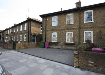 Thumbnail 3 bedroom end terrace house to rent in East Ferry Road, Docklands, London