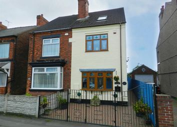 Thumbnail 4 bed semi-detached house for sale in Alfreton Road, Newton, Alfreton