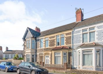 4 bed terraced house for sale in Moorland Road, Splott, Cardiff CF24