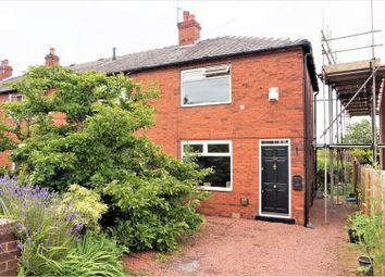 Thumbnail 2 bedroom end terrace house for sale in Watford Avenue, Norwood Green