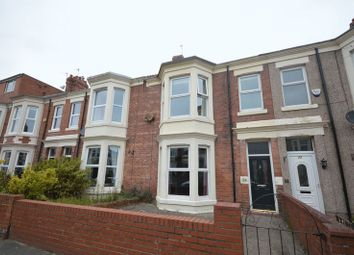 Thumbnail 5 bed terraced house to rent in Park Parade, Whitley Bay