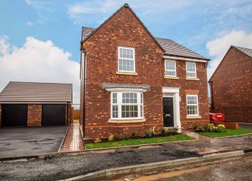 Thumbnail 4 bed detached house for sale in Plot 248, Gilberts Lea, Birmingham Road, Bromsgrove