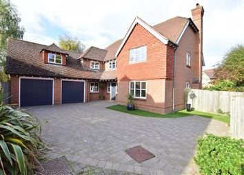 Thumbnail 5 bed detached house for sale in Redwell Grove, Kings Hill, West Malling, Kent