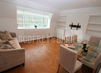 Thumbnail 3 bed flat for sale in Brookland Rise, London