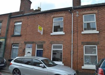 Thumbnail 2 bed terraced house to rent in Queen Street, Leek