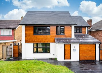 Thumbnail 5 bed detached house to rent in Barnfield Road, South Croydon