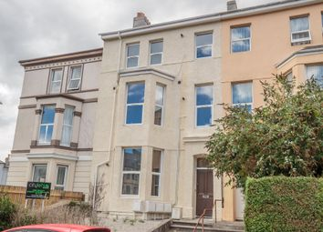 Thumbnail 1 bed flat to rent in Ermington Terrace, Mutley, Plymouth