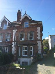 Thumbnail 1 bed flat for sale in Basement Flat, 17 Park Road, Tunbridge Wells, Kent