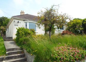 Thumbnail 3 bed bungalow for sale in Bodmin, Cornwall