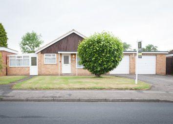 Thumbnail 3 bed detached bungalow for sale in Heath Croft Road, Four Oaks, Sutton Coldfield