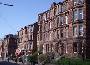 Thumbnail 1 bed flat to rent in 1.2, 84 Clarence Drive, Glasgow