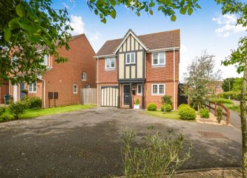Thumbnail 4 bed detached house for sale in Harrow Way, Kingsnorth, Ashford
