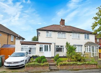 Thumbnail 4 bed semi-detached house for sale in Wittenham Way, London