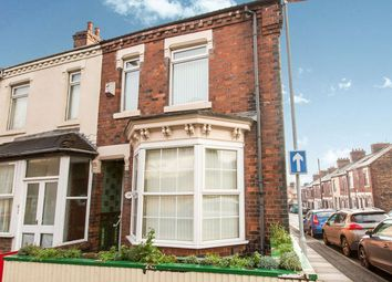 Thumbnail 3 bed terraced house for sale in Leek Road, Stoke-On-Trent