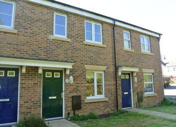 Thumbnail 2 bed terraced house to rent in Tunbridge Way, Singleton Hill, Ashford