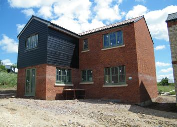 Thumbnail 4 bed detached house for sale in The Coleridge, Bell Meadow, Sand Pit Road, Calne