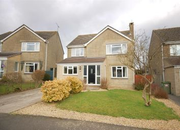 Thumbnail 4 bedroom detached house for sale in Talboys Walk, Tetbury