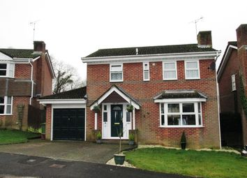 Thumbnail 4 bed detached house to rent in Michaels Way, Fair Oak, Eastleigh