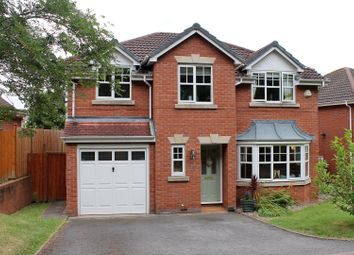 Thumbnail 5 bed detached house for sale in Rockingham Lane, Worcester