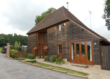 Thumbnail 4 bed detached house to rent in Fosten Green, Biddenden, Ashford
