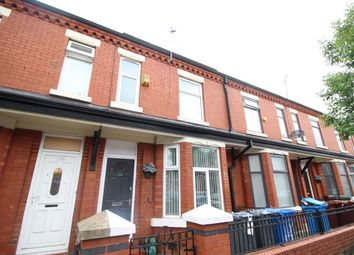 Thumbnail 6 bedroom terraced house to rent in Acomb Street, Rusholme, Manchester