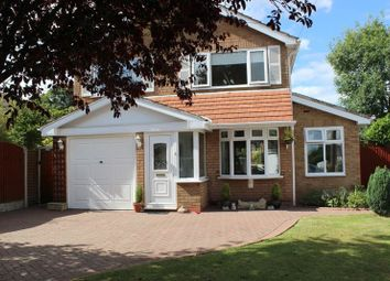 Thumbnail 3 bed detached house for sale in Old Moat Drive, Northfield, Birmingham