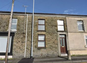 Thumbnail 3 bed terraced house for sale in Dynevor Terrace, Pontardawe, Swansea