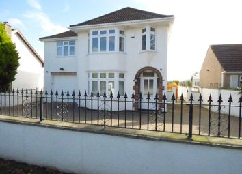 Thumbnail 5 bed detached house to rent in Hambrook Lane, Stoke Gifford, Bristol