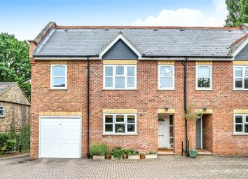 Thumbnail 4 bed semi-detached house for sale in Heronsgate Road, Chorleywood, Rickmansworth, Hertfordshire