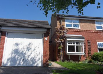 Thumbnail 2 bedroom semi-detached house to rent in Showfield Drive, Easingwold, York