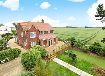 Thumbnail 4 bed detached house for sale in Horncastle Lane, Scampton, Lincoln