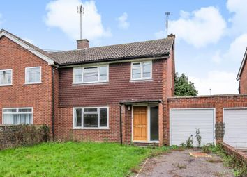 Thumbnail 3 bed semi-detached house for sale in Hurst, Reading
