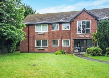 Thumbnail 1 bedroom flat for sale in Northbrook Road, Shirley, Solihull