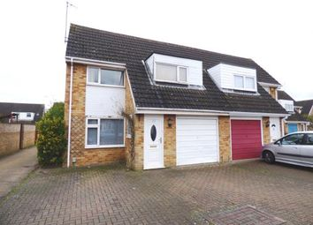 Thumbnail 3 bed semi-detached house for sale in Tollgate, Bretton, Peterborough, Cambridgeshire