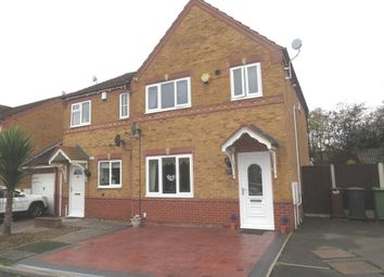 Thumbnail 3 bed semi-detached house for sale in Camellia Gardens, Pendeford, Wolverhampton