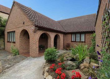Thumbnail 4 bed detached bungalow for sale in Lords Lane, Skillington, Grantham