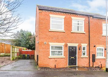 Thumbnail 3 bed semi-detached house for sale in Broomfields Close, Tean, Stoke-On-Trent