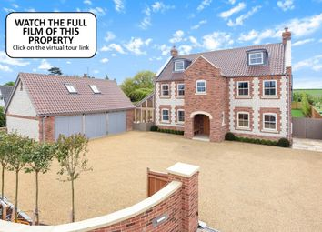 Thumbnail 6 bed detached house for sale in Main Road, Holme, Hunstanton