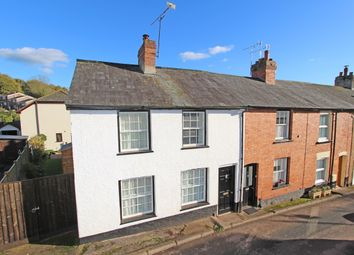 Thumbnail 2 bed end terrace house for sale in Hen Street, Bradninch