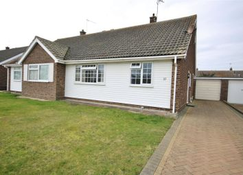 Thumbnail 2 bed semi-detached bungalow for sale in Norwood Way, Walton On The Naze