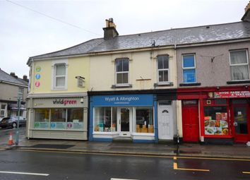 Thumbnail 2 bedroom flat for sale in Hyde Park Road, Plymouth, Devon