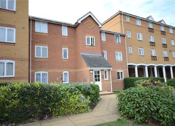 Thumbnail 2 bed flat for sale in Ascot Court, Aldershot, Hampshire