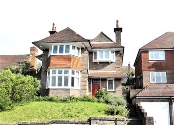 Thumbnail 4 bed detached house for sale in Kings Avenue, Eastbourne, East Sussex