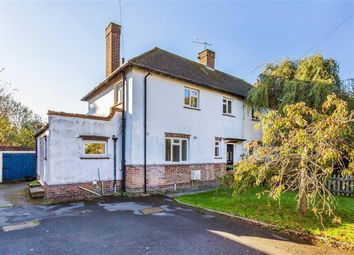 Thumbnail 3 bed semi-detached house for sale in Pollards Oak Road, Hurst Green, Surrey