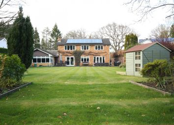 Thumbnail 7 bed detached house to rent in Fox Corner, Worplesdon, Guildford