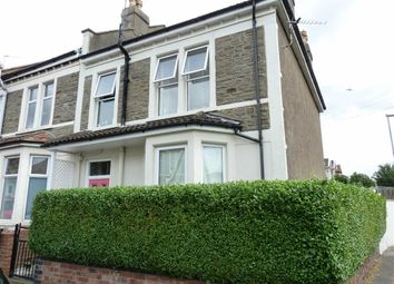 Thumbnail 1 bed flat for sale in Merfield Road, Knowle, Bristol